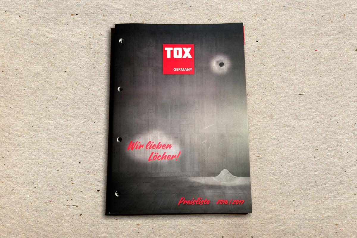 Referenz TOX Dübeltechnik
